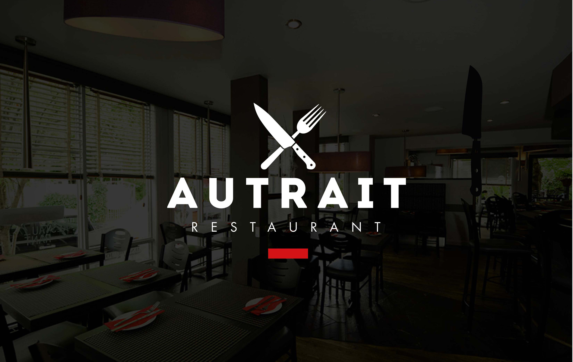 Au Trait - Restaurant